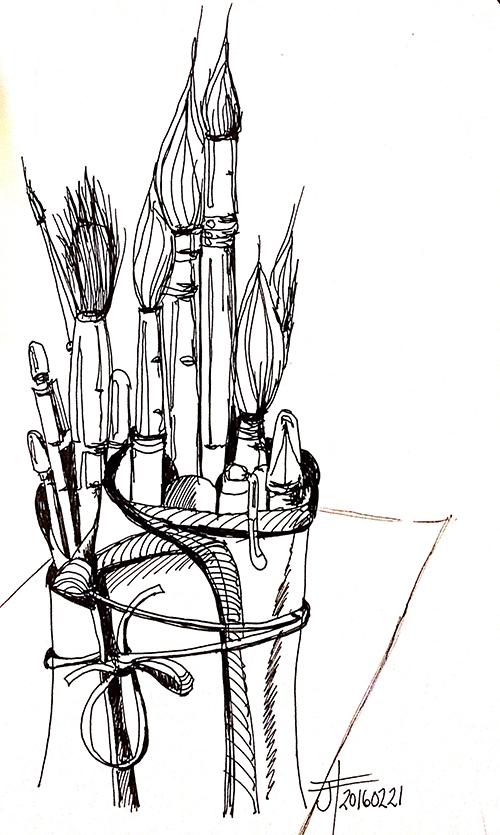 20160221-jane-hannah-brushes-watercolour