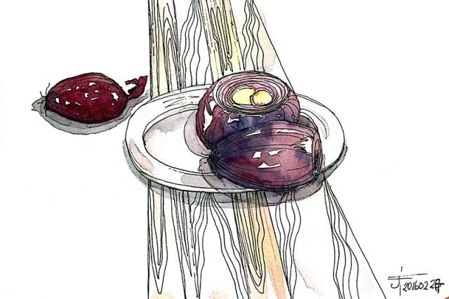 20160227-jane-hannah-plate-beets-watercolour