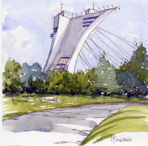 20160626-olympic-mast-jane-hannah-watercolour